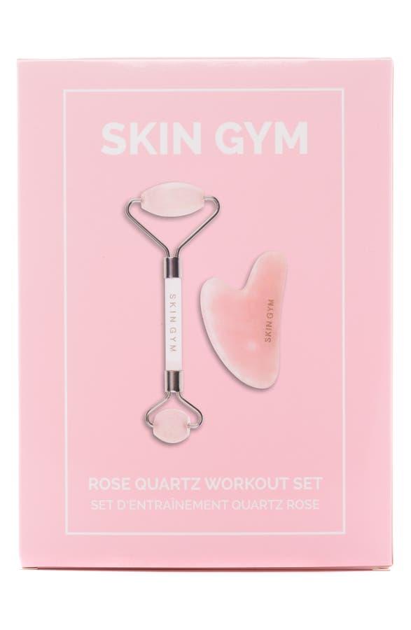 Skin Gym ROSE QUARTZ WORKOUT SET