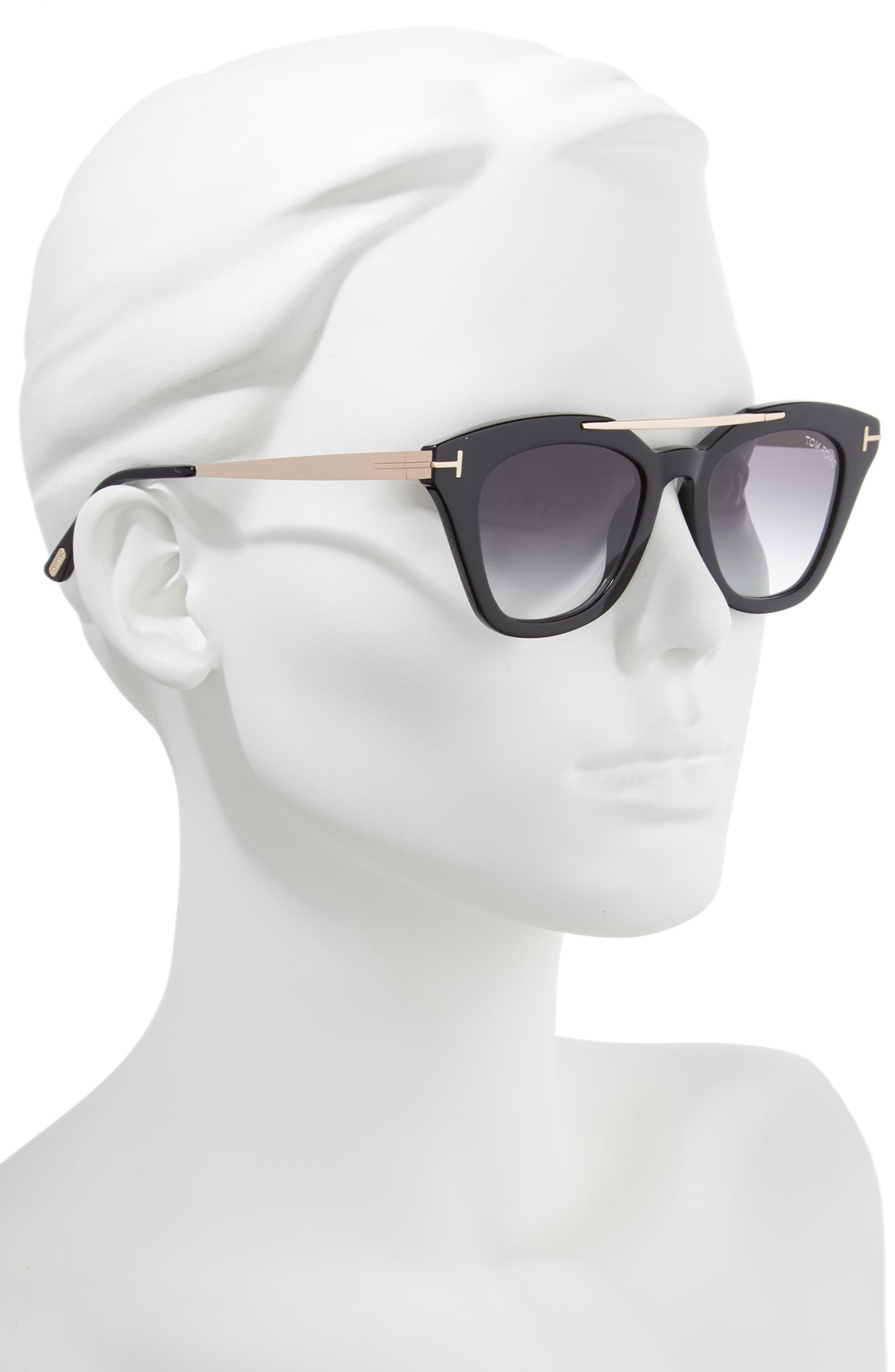 1213a19e10 Tom Ford Anna 49mm Gradient Sunglasses