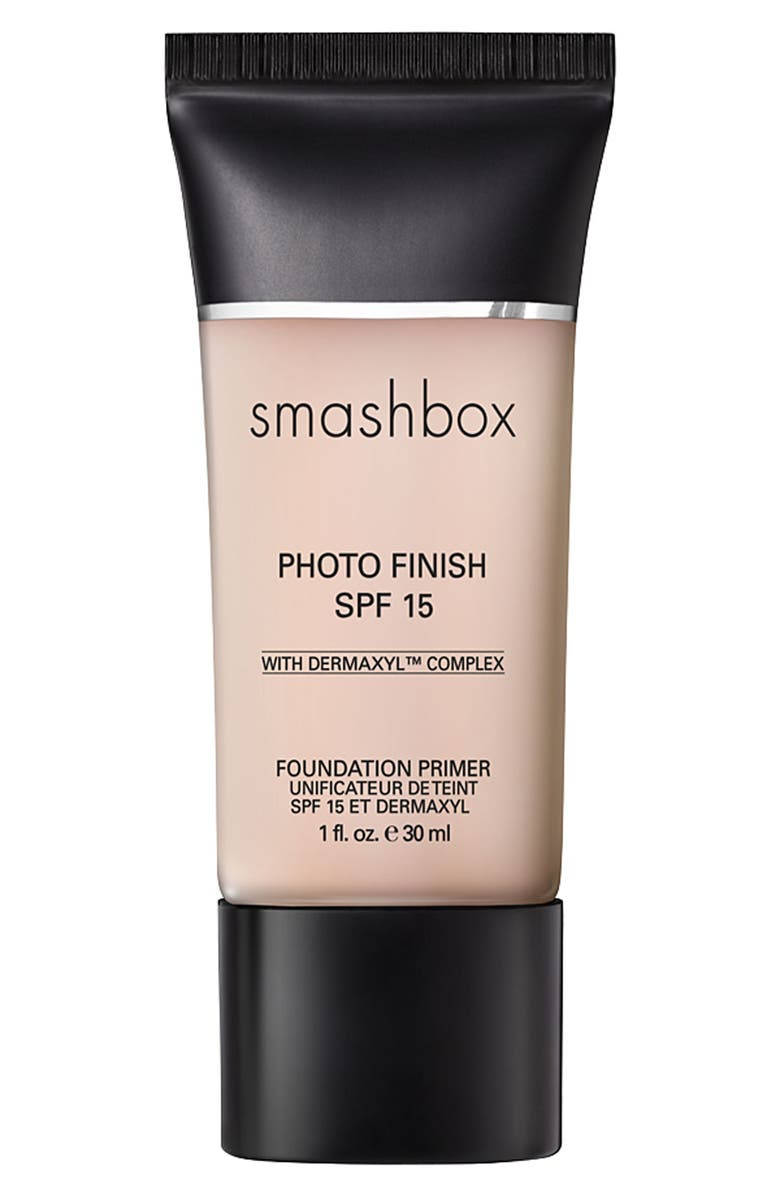 SMASHBOX 'Photo Finish' Foundation Primer SPF 15 with Dermaxyl<sup>™</sup> Complex, Main, color, 000
