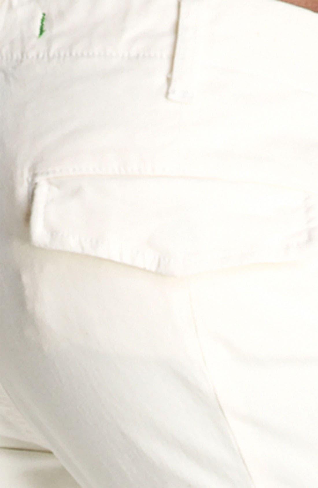 ,                             'Houlihan' Skinny Stretch Cotton Cargo Pants,                             Alternate thumbnail 4, color,                             104