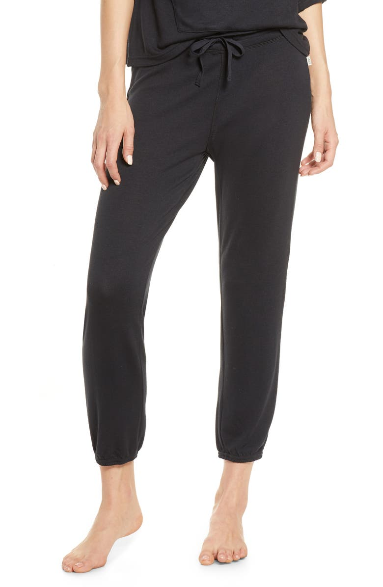 UGG<SUP>®</SUP> Valentene Terry Jogger Pants, Main, color, 001