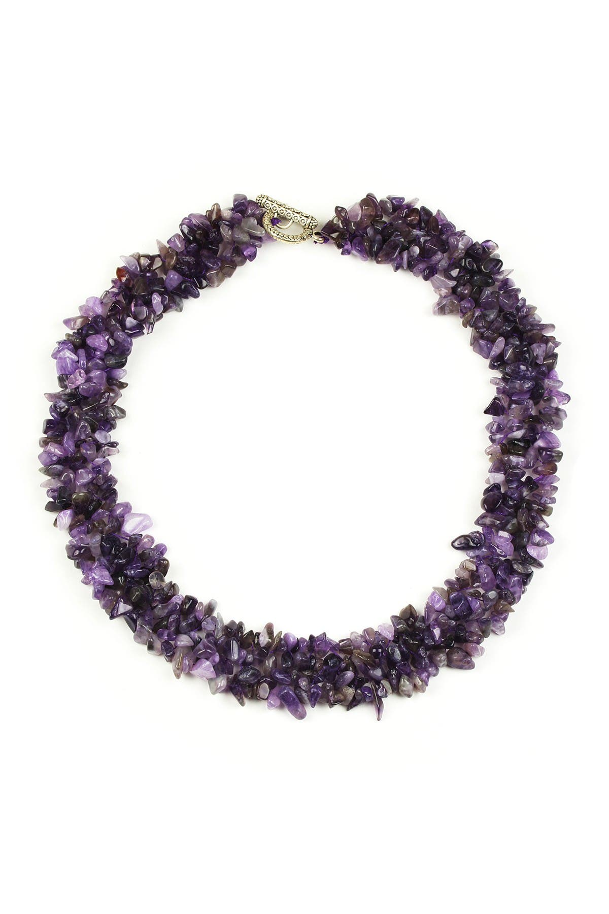 Image of Eye Candy Los Angeles Ivy Statement Necklace