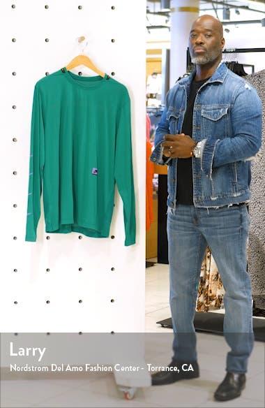 Dri-FIT PX Long Sleeve Performance T-Shirt, sales video thumbnail