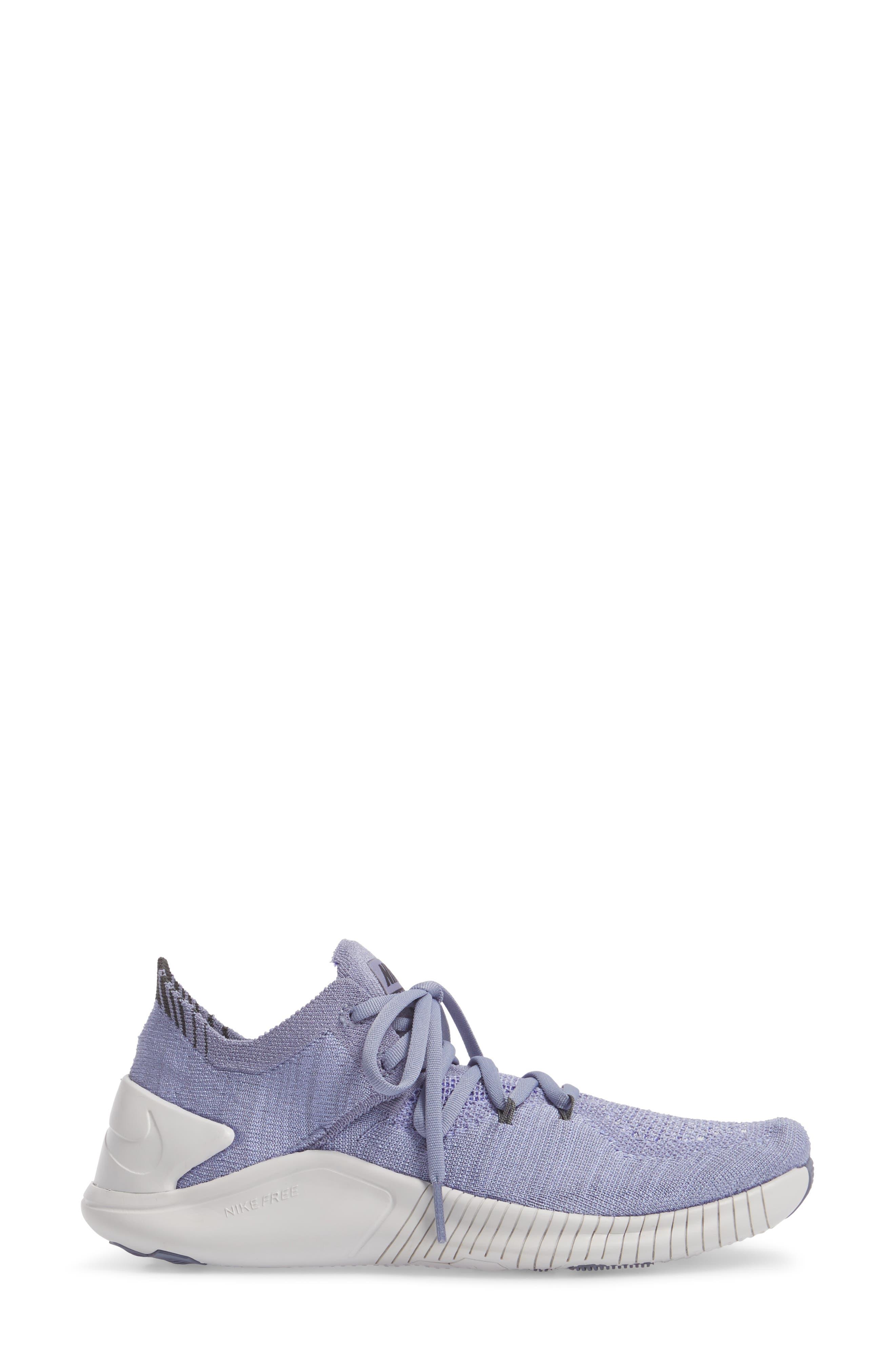 ,                             Free TR Flyknit 3 Training Shoe,                             Alternate thumbnail 74, color,                             500