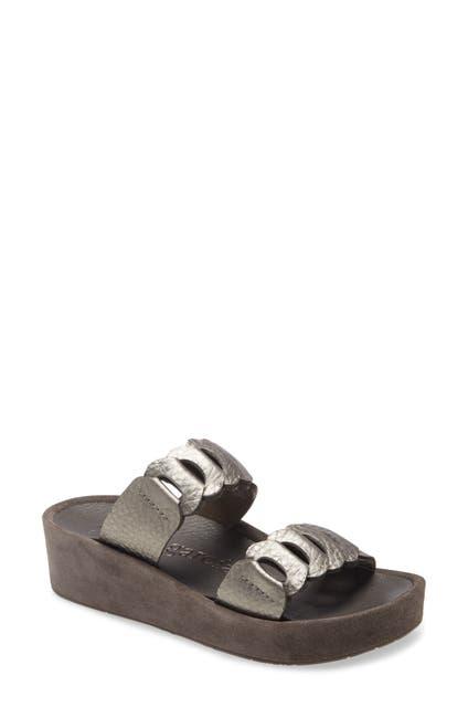Image of PEDRO GARCIA Leona Slide Sandal