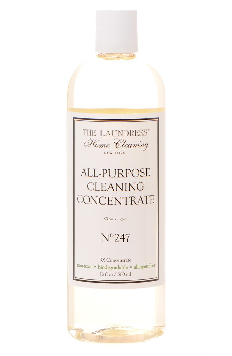 THE LAUNDRESS All-Purpose Cleaning Concentrate, Main, color, CLEAR