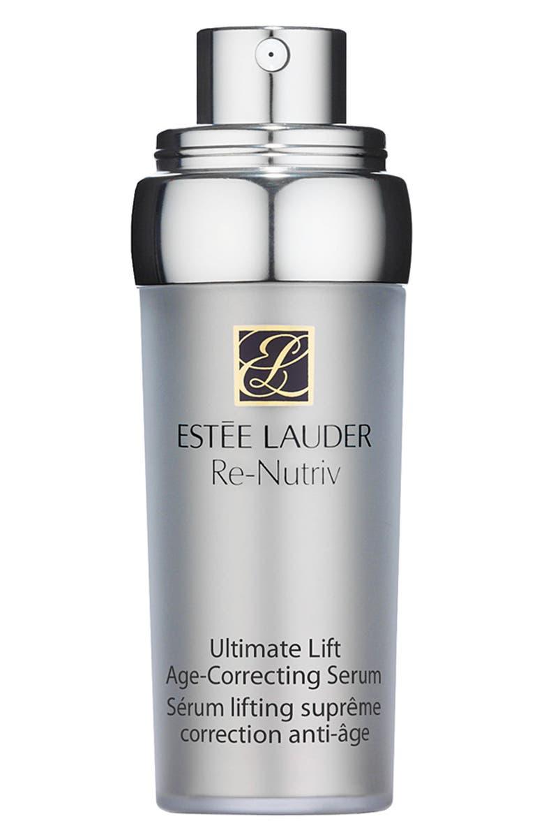ESTÉE LAUDER Re-Nutriv Ultimate Lift Age-Correcting Serum, Main, color, NO COLOR