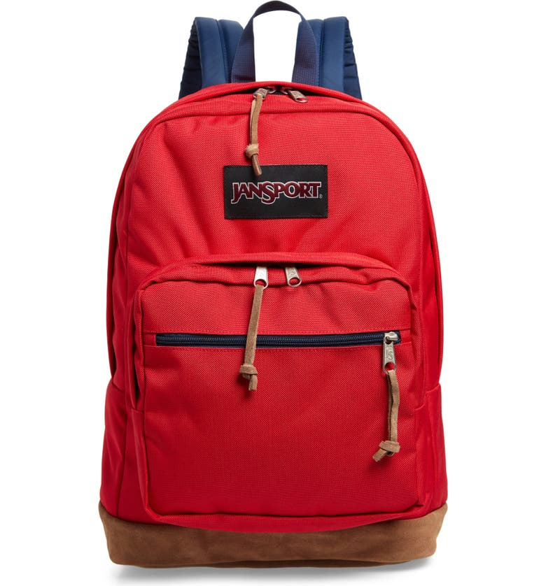 JANSPORT 'Right Pack' Backpack, Main, color, 600