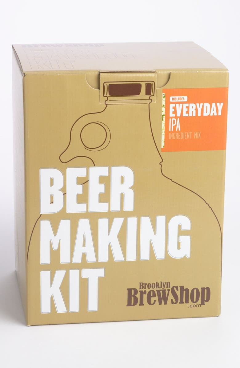 BROOKLYN BREW SHOP 'Everyday IPA' One Gallon Beer Making Kit, Main, color, 200