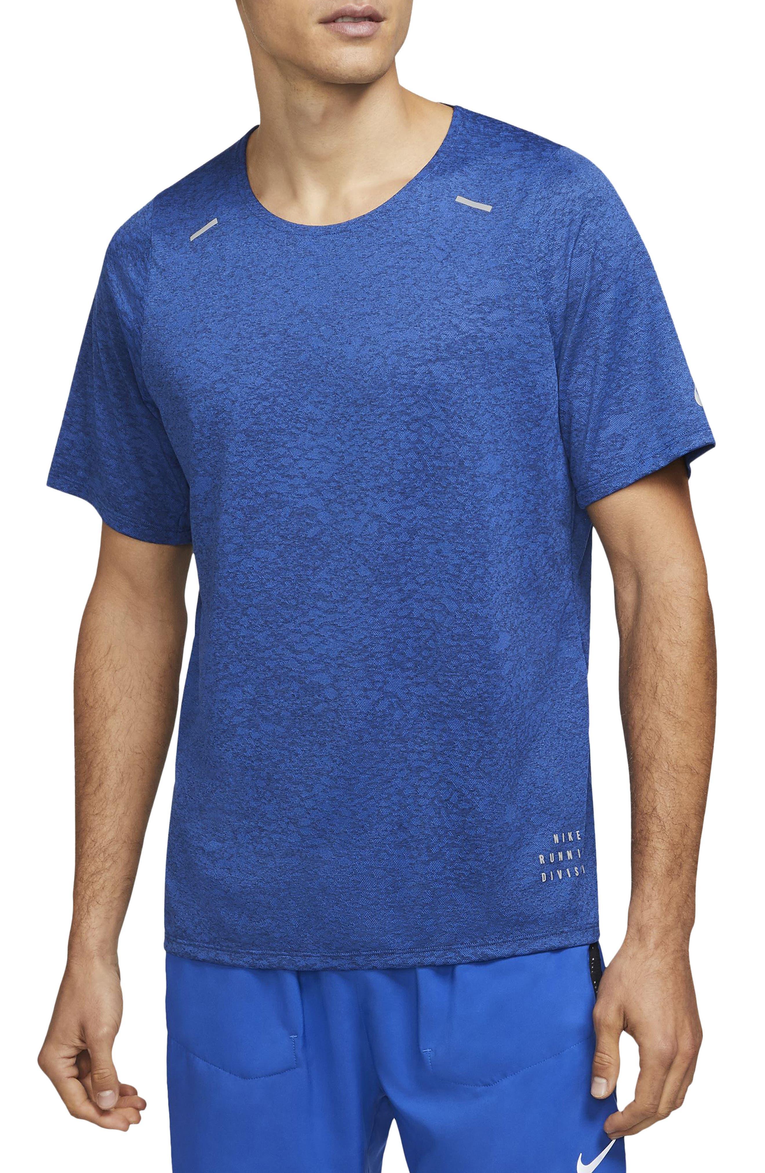 Men's Nike Rise 365 Run Division Running T-Shirt
