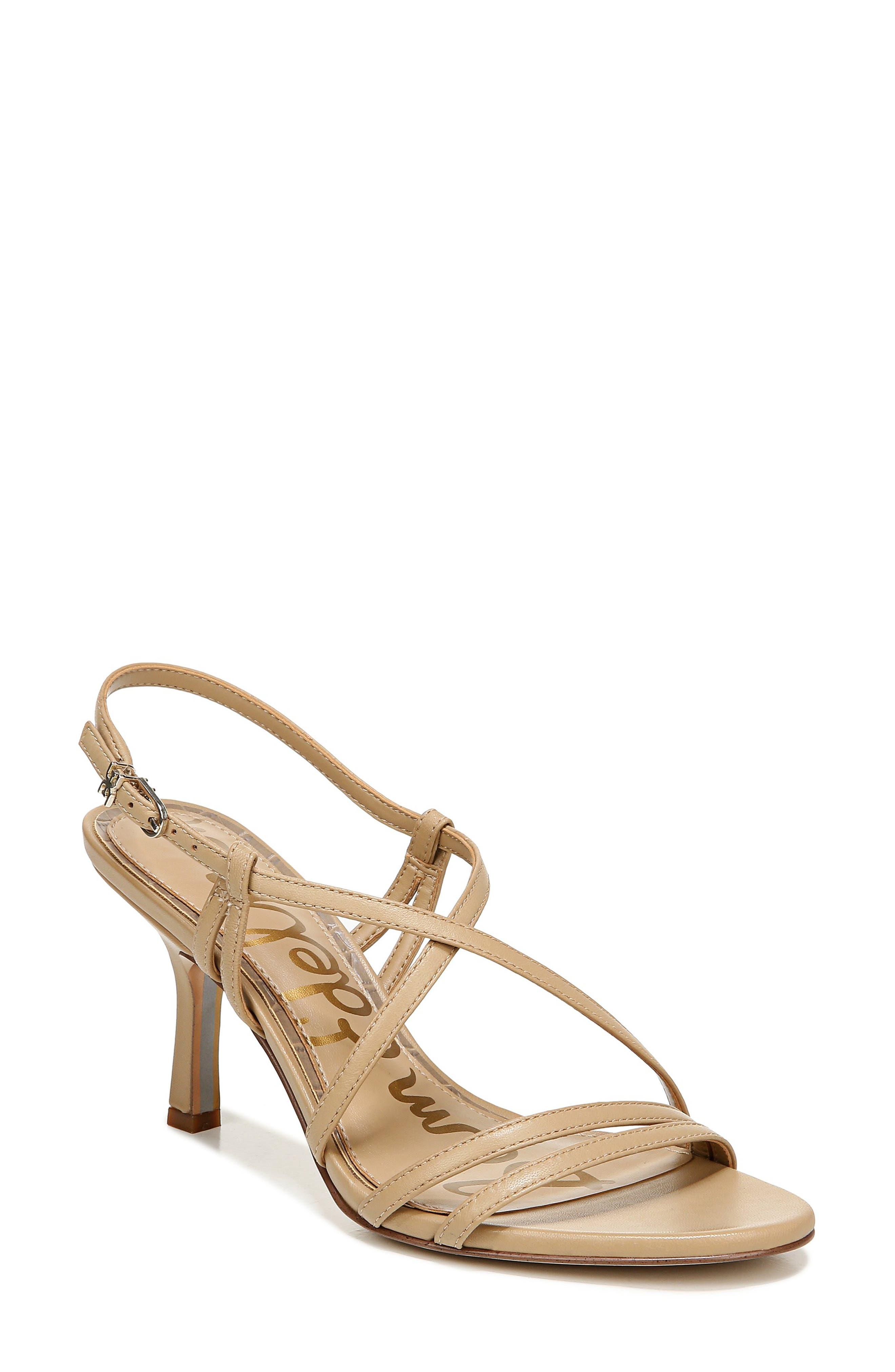 Women s Sam Edelman Paislee Strappy Sandal E5119