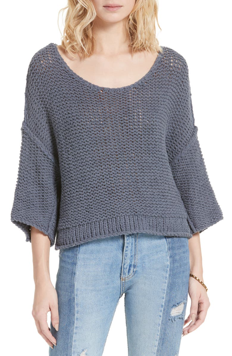 FREE PEOPLE Halo Pullover, Main, color, 028