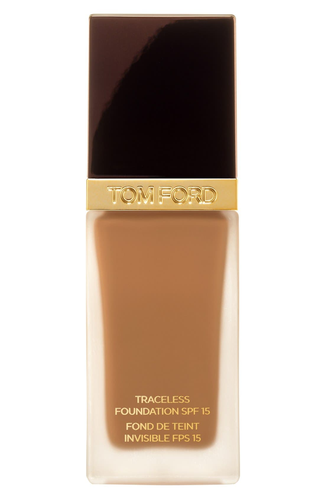 ,                             Traceless Foundation SPF 15,                             Main thumbnail 7, color,                             203