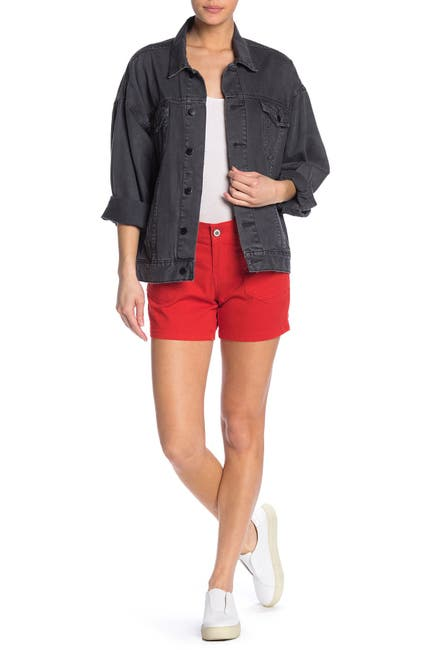 Image of SUPPLIES BY UNION BAY Alix Stretch Twill Shorts