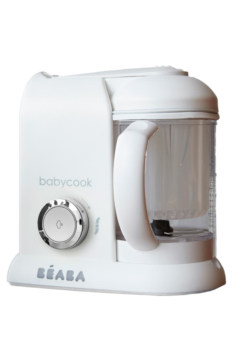 BÉABA Babycook Baby Food Maker, Main, color, WHITE