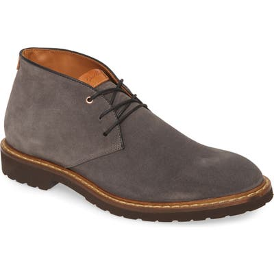 Good Man Brand Norwegian Chukka Boot, Grey