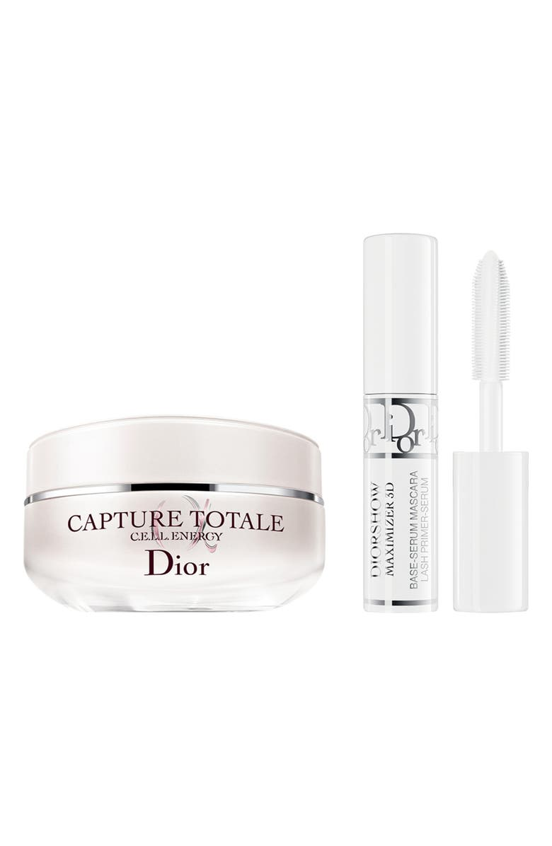 DIOR Capture Totale Firming & Wrinkle Correcting Eye Cream Set-$126 Value, Main, color, NO COLOR