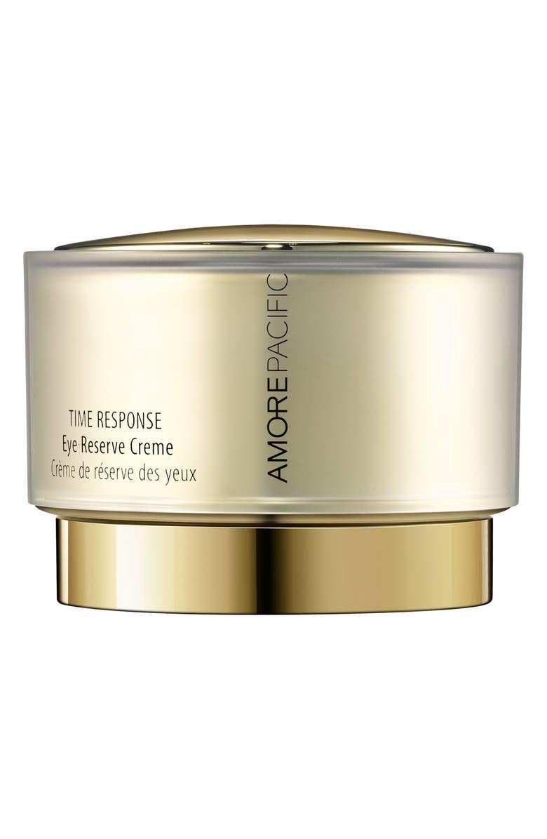 AMOREPACIFIC Time Response Eye Reserve Crème, Main, color, NO COLOR