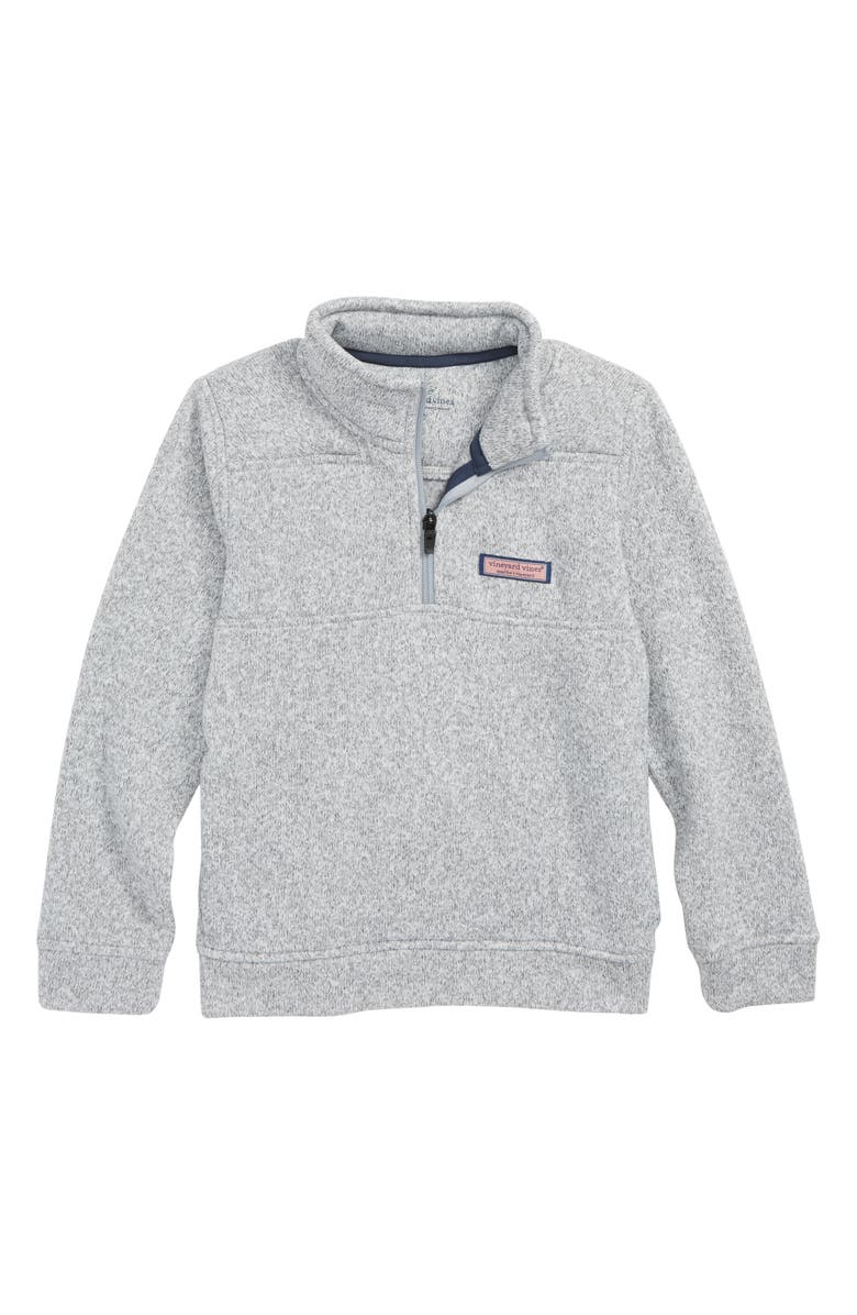VINEYARD VINES Fleece Shep Sweatshirt, Main, color, 039