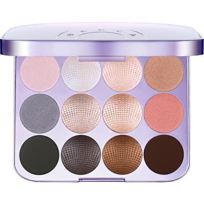 Becca Pearl Glow Shimmering Eyeshadow Palette - No Color