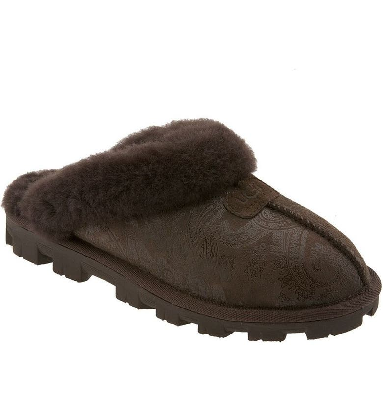 03641e79deb Genuine Shearling Slipper