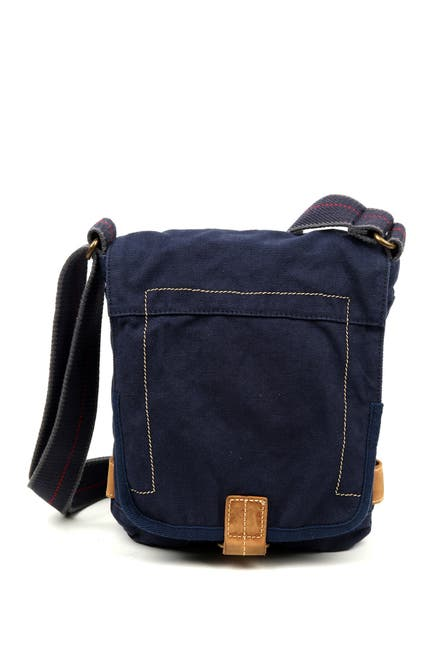 Image of TSD Atona Classic Flap Canvas Crossbody Bag