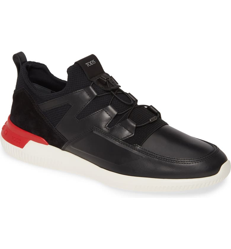 TOD'S Sport Light Sneaker, Main, color, NERO / MULTI