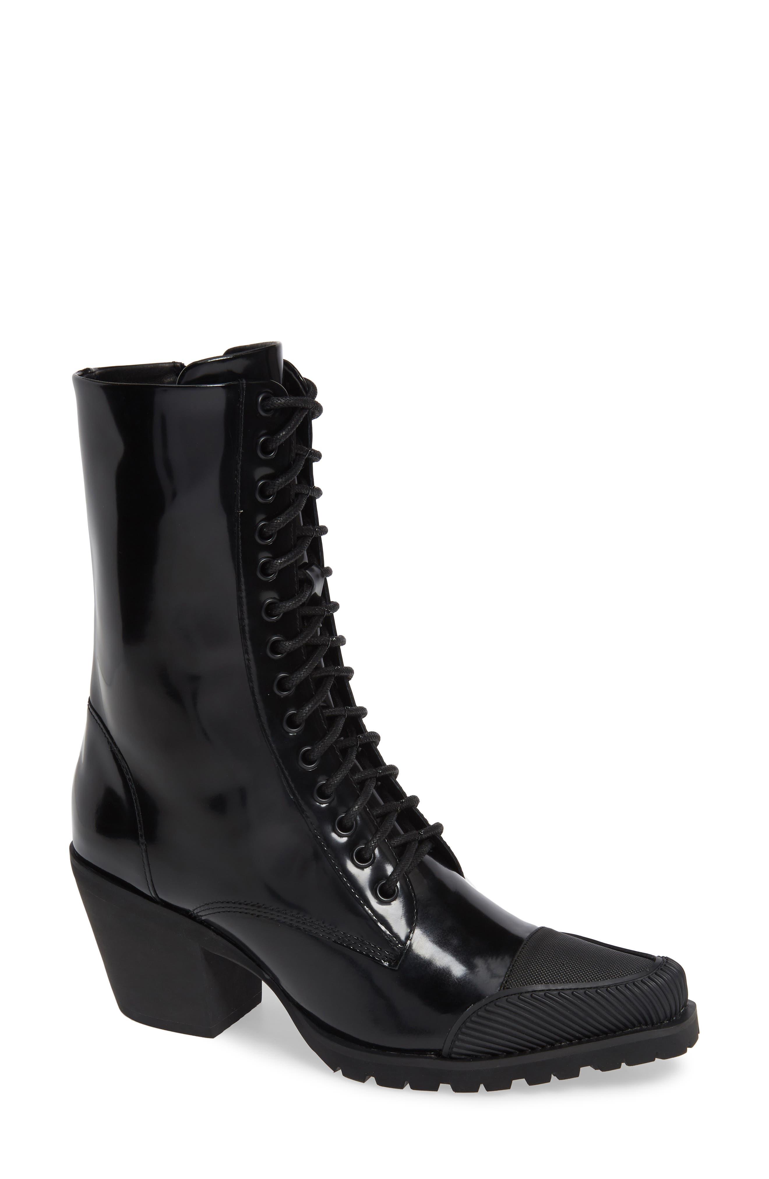 Jeffrey Campbell Vestal Boot, Black