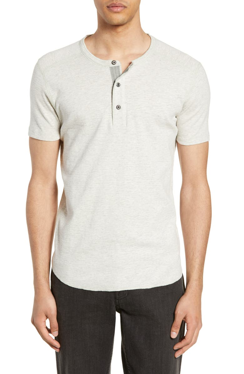 WINGS + HORNS Short Sleeve Henley, Main, color, 020