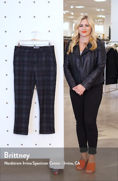 High Waist Ankle Trousers, sales video thumbnail