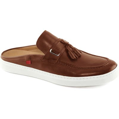 Marc Joseph New York Metropolitan Tassel Loafer, Brown
