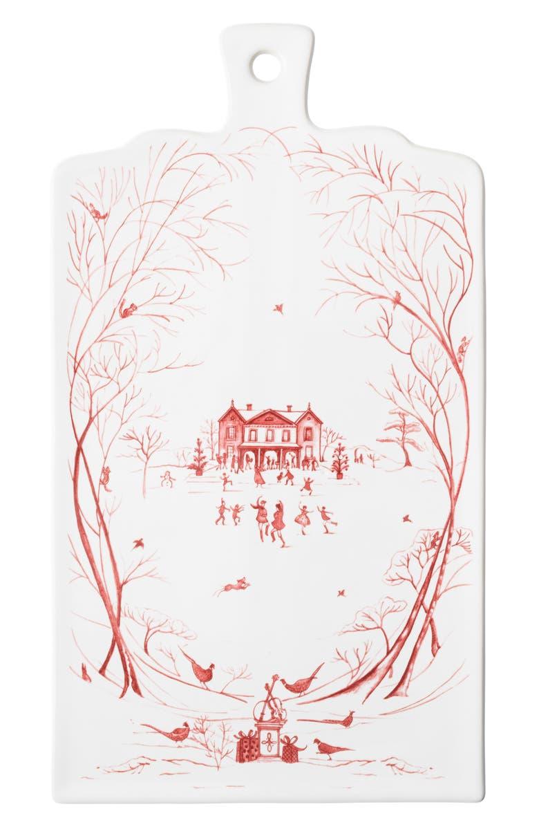 JULISKA Country Estate Ceramic Serving Board, Main, color, 600