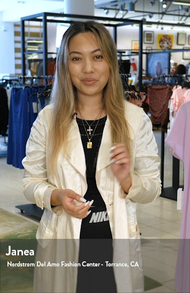 Malibu Jacquard Long Cardigan, sales video thumbnail
