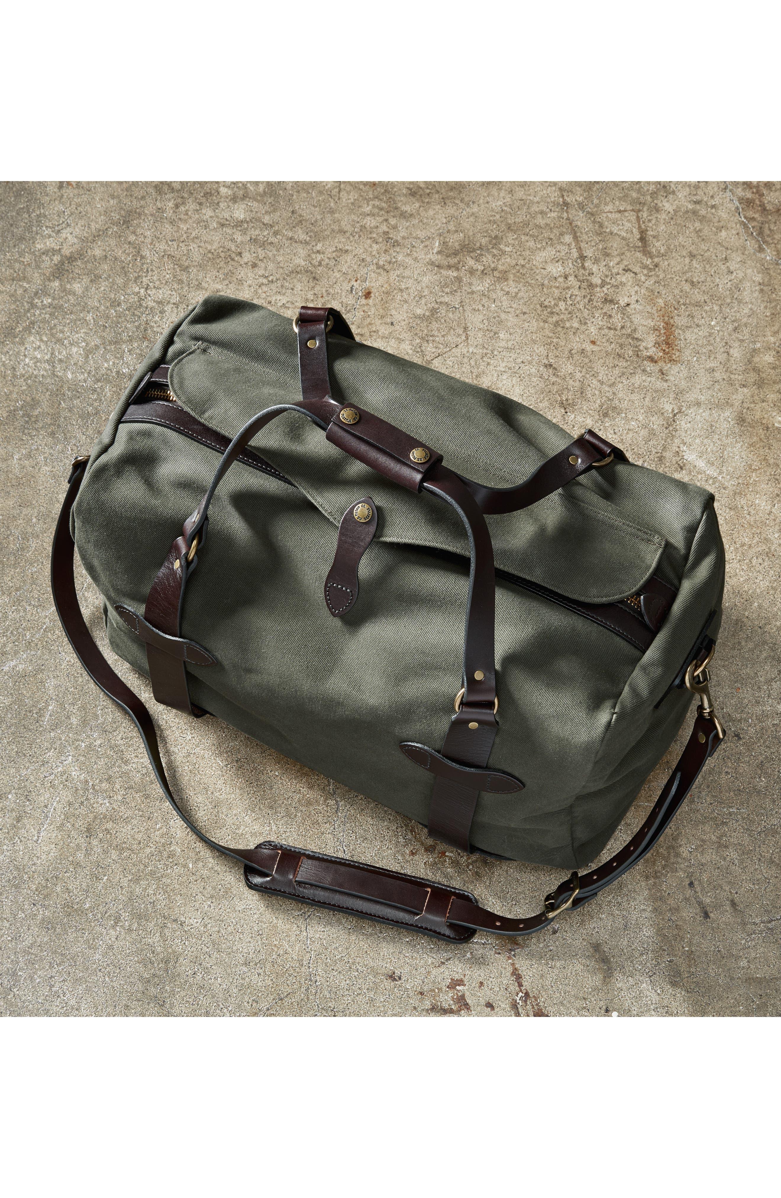 ,                             Medium Duffle Bag,                             Alternate thumbnail 10, color,                             CINDER