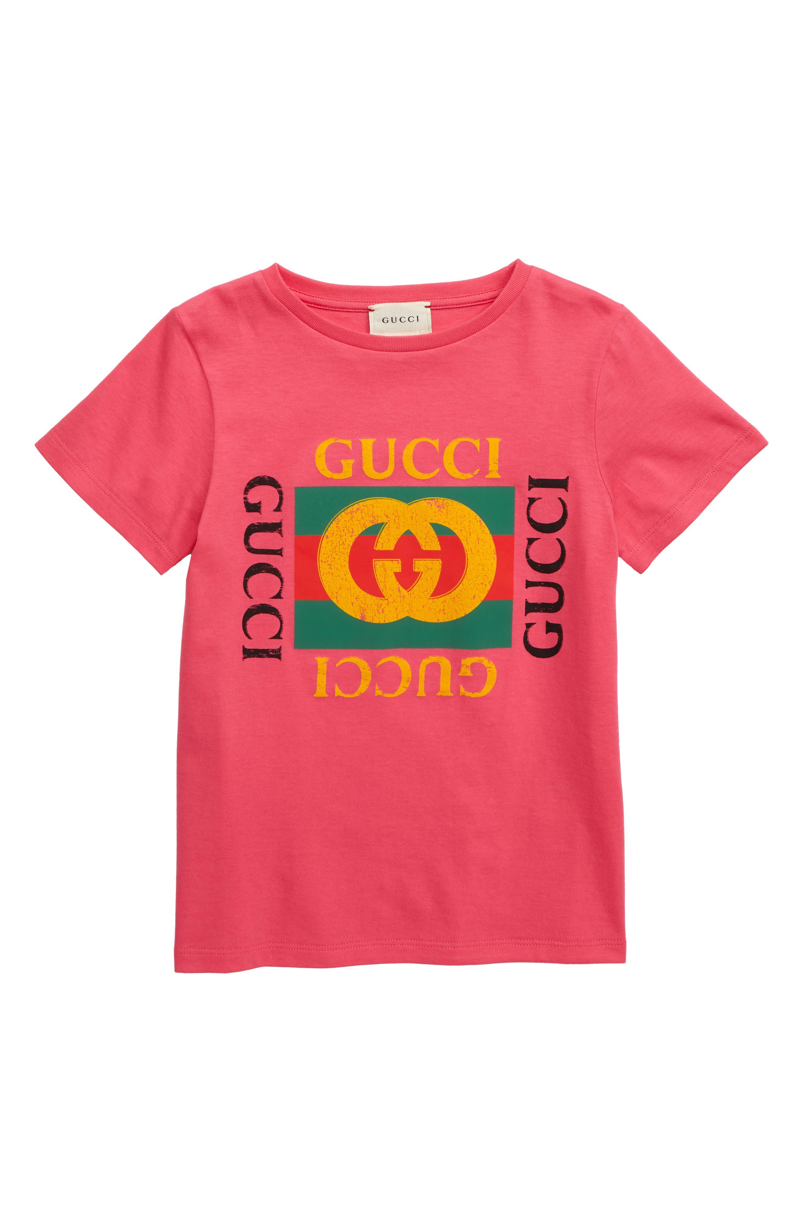 ,                             Logo Graphic T-Shirt,                             Main thumbnail 1, color,                             BABA/ GREEN/ RED