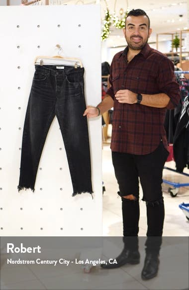Staley Tapered Ankle Jeans, sales video thumbnail