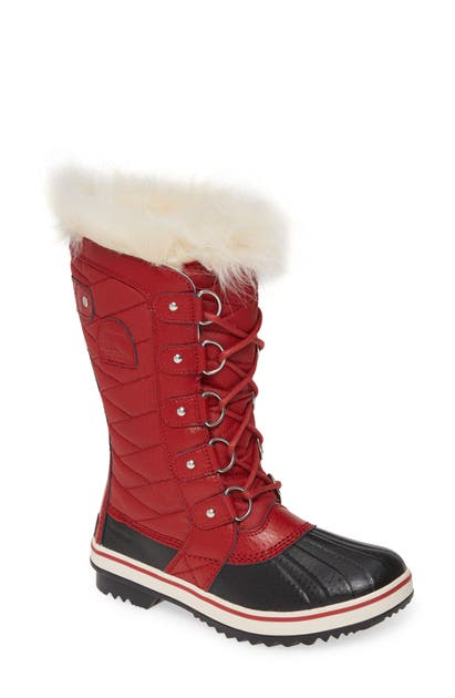 Sorel Boots 'Tofino II' Faux Fur Lined Waterproof Boot