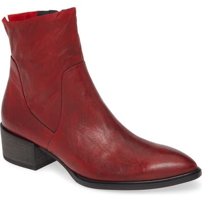 Paul Green Vega Bootie, US/ 5.5UK - Red