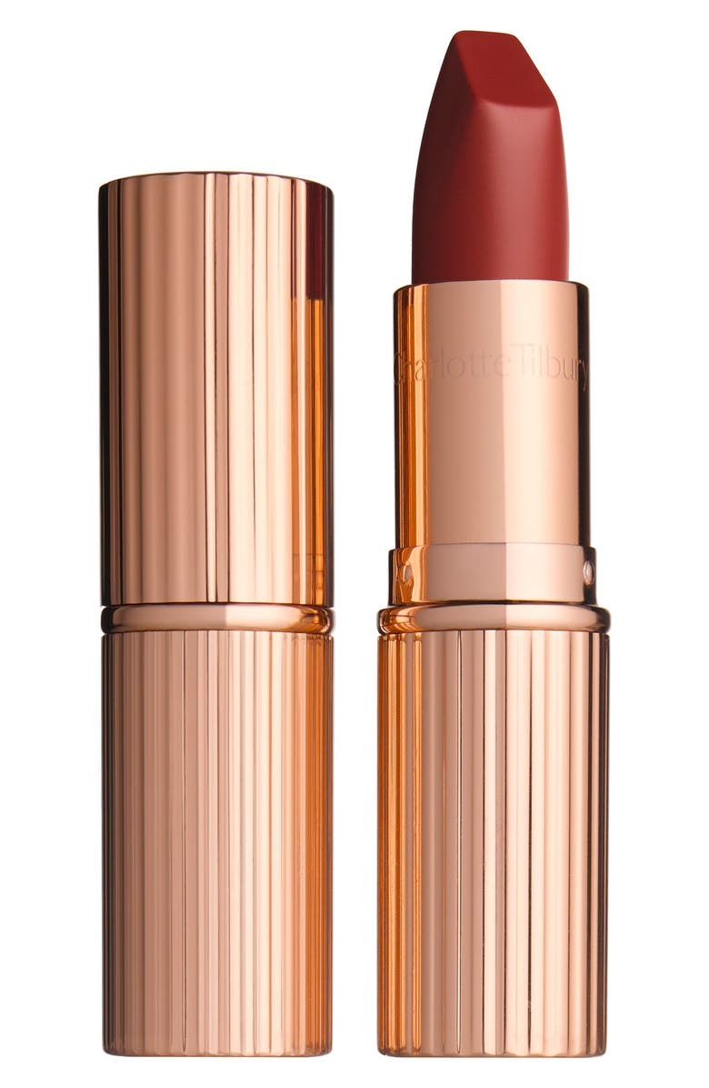 CHARLOTTE TILBURY Matte Revolution Lipstick, Main, color, WALK OF SHAME