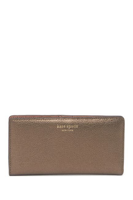 Image of kate spade new york eva continental wallet