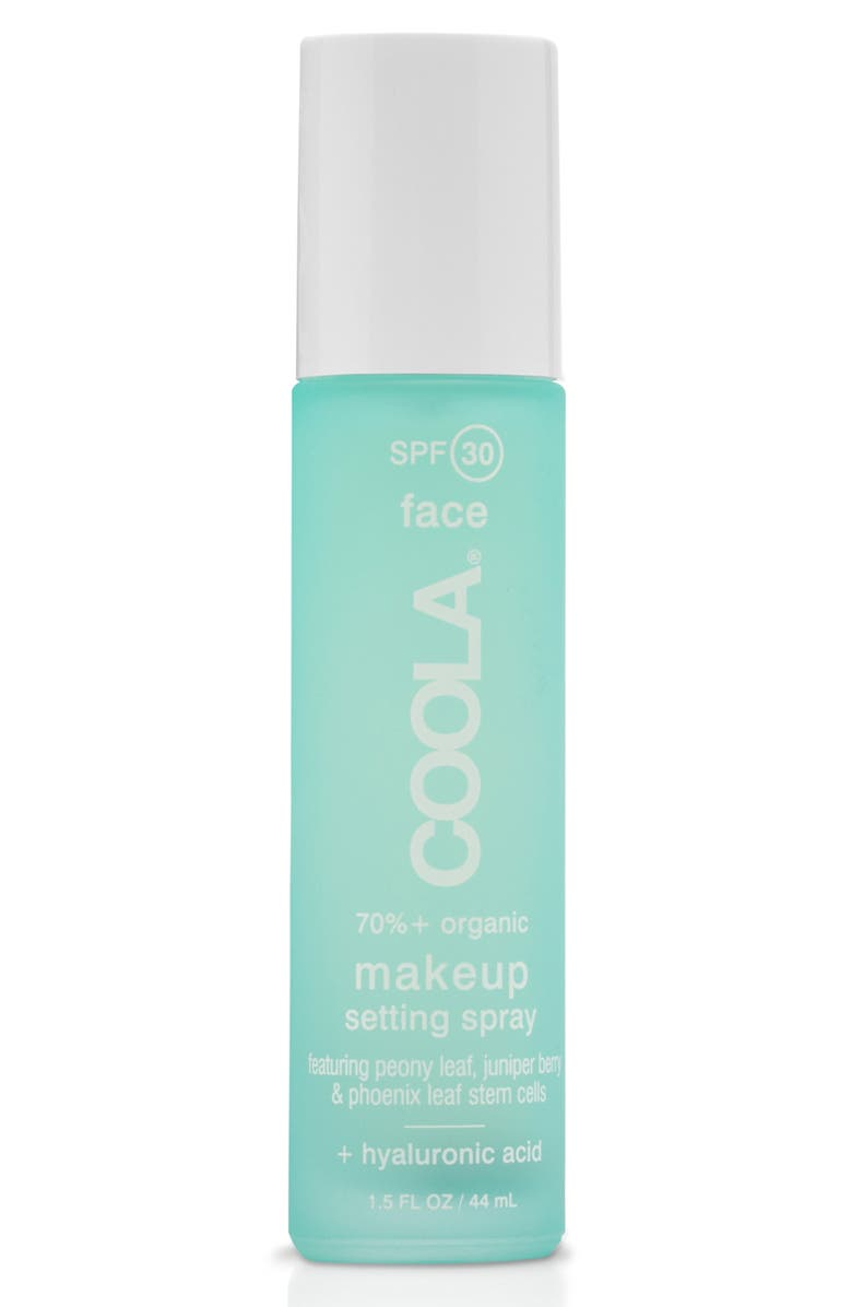 COOLA<SUP>®</SUP> Suncare Classic SPF 30 Makeup Setting Spray, Main, color, 000