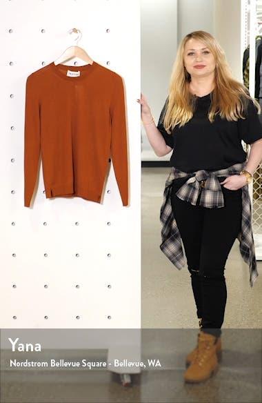Greta Merino Wool Sweater, sales video thumbnail