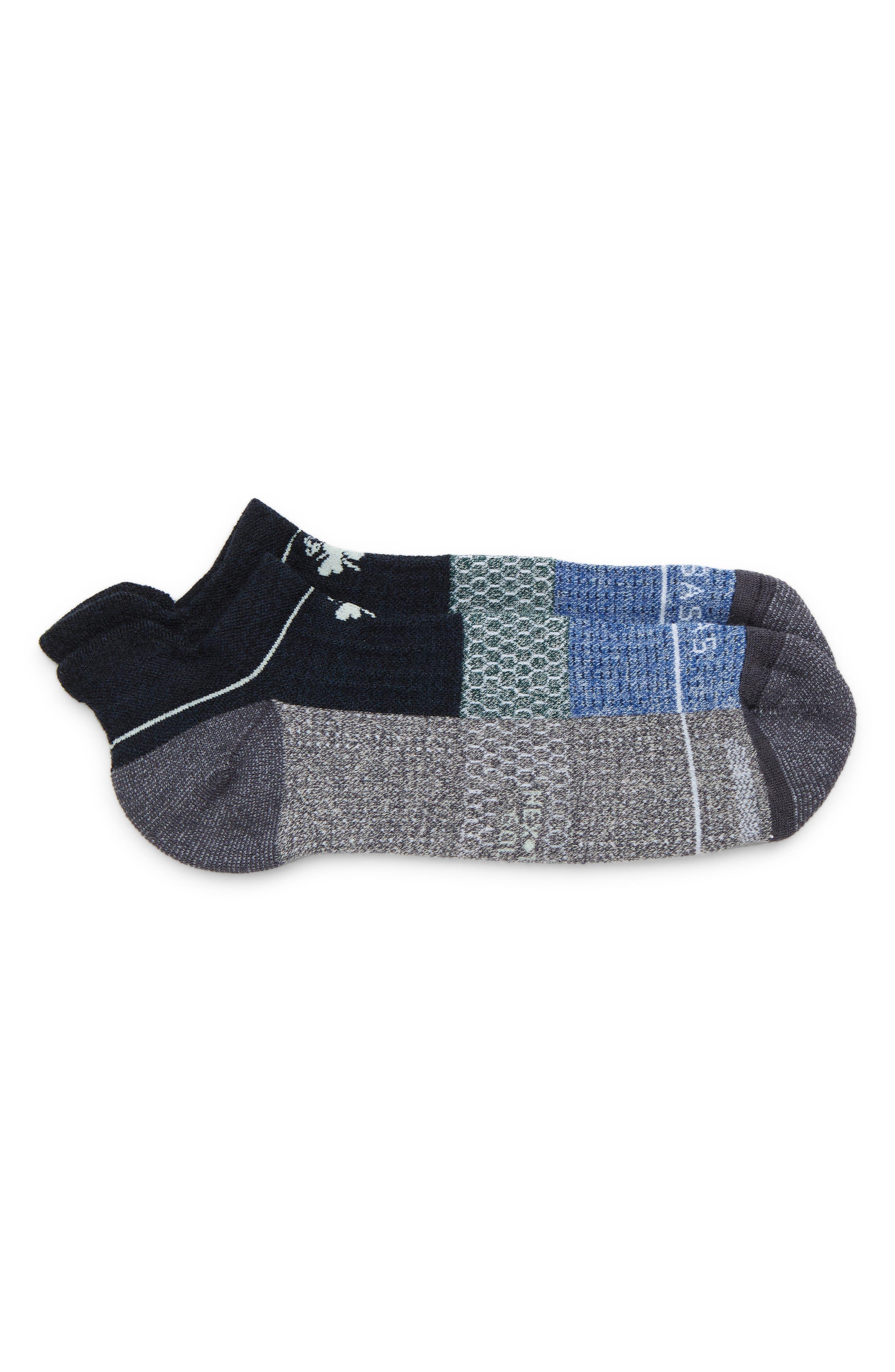 Performance Merino Wool Blend Golf Ankle Socks