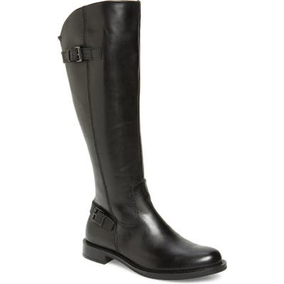 Ecco Sartorelle 25 Knee High Boot, Black