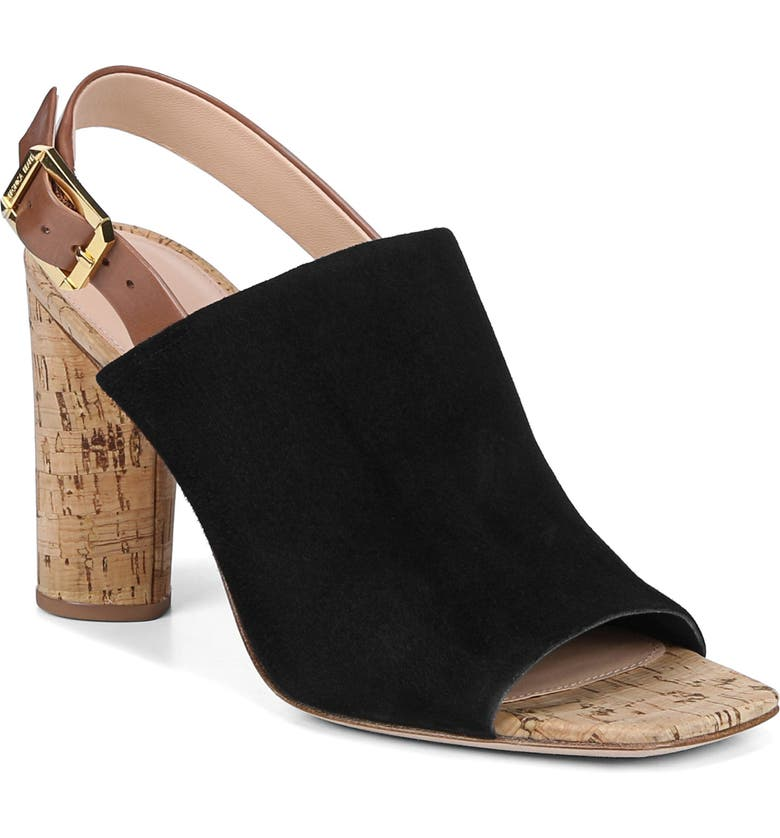 VERONICA BEARD Bodhi Sandal, Main, color, BLACK