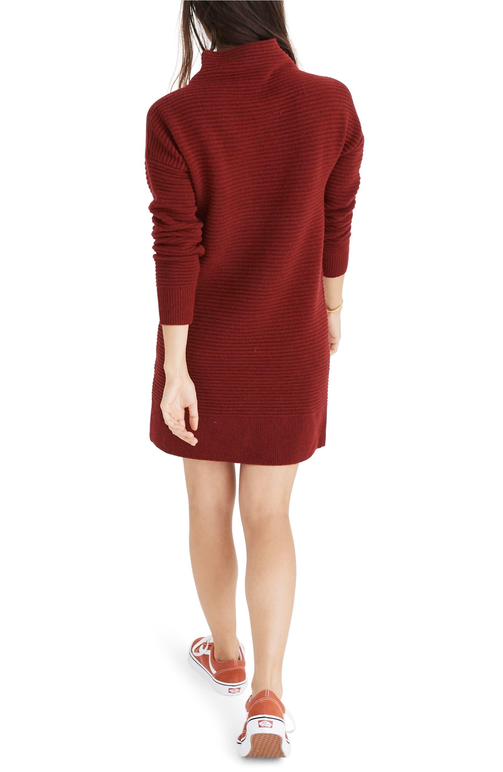 fdcc8a8769 Madewell Skyscraper Merino Wool Sweater Dress
