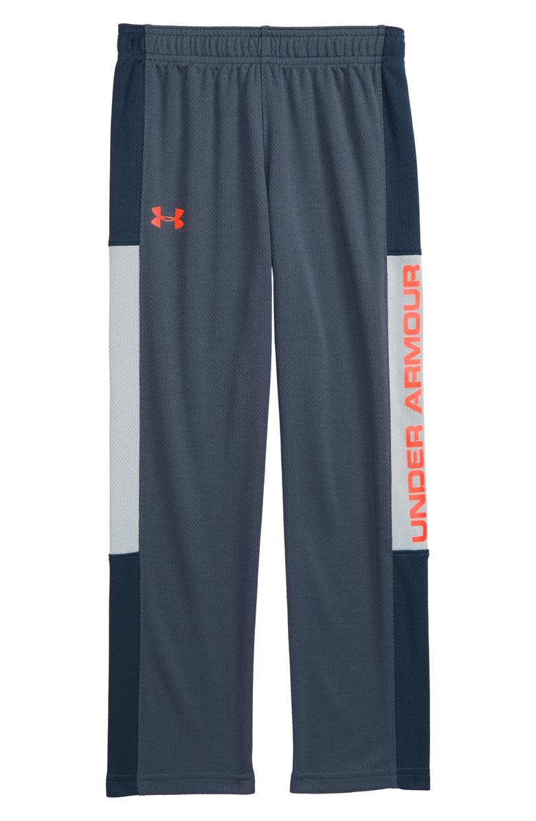 UNDER ARMOUR Hero Pants, Main, color, WIRE