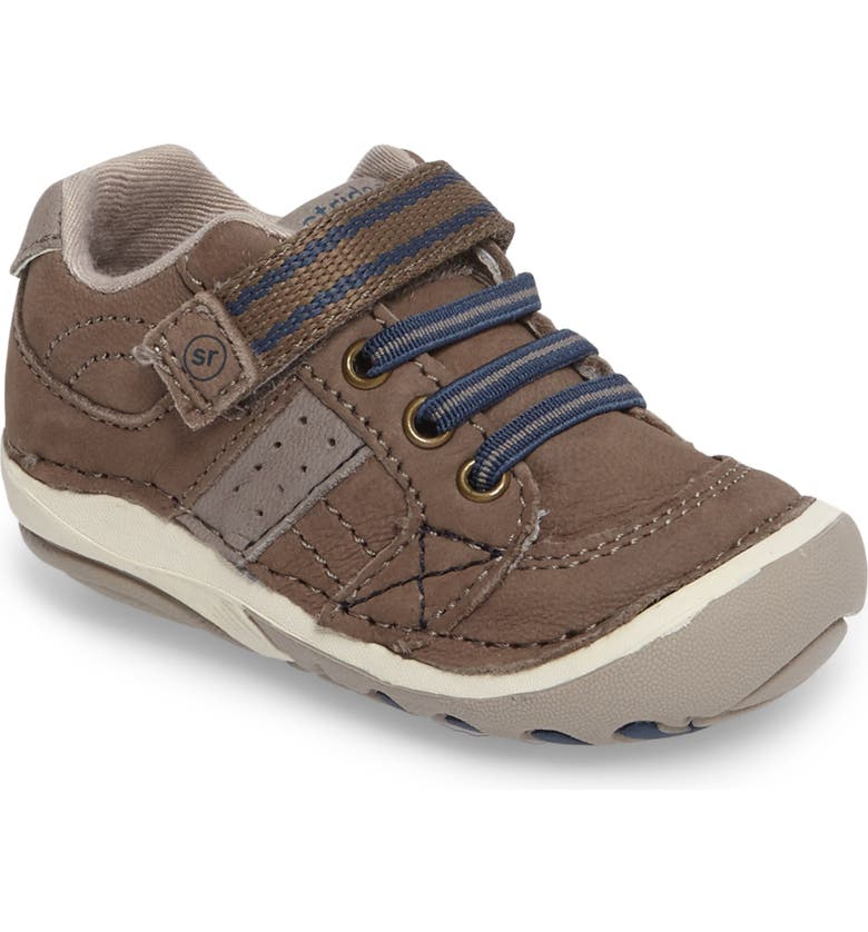 STRIDE RITE 'Artie' Sneaker, Main, color, TRUFFLE