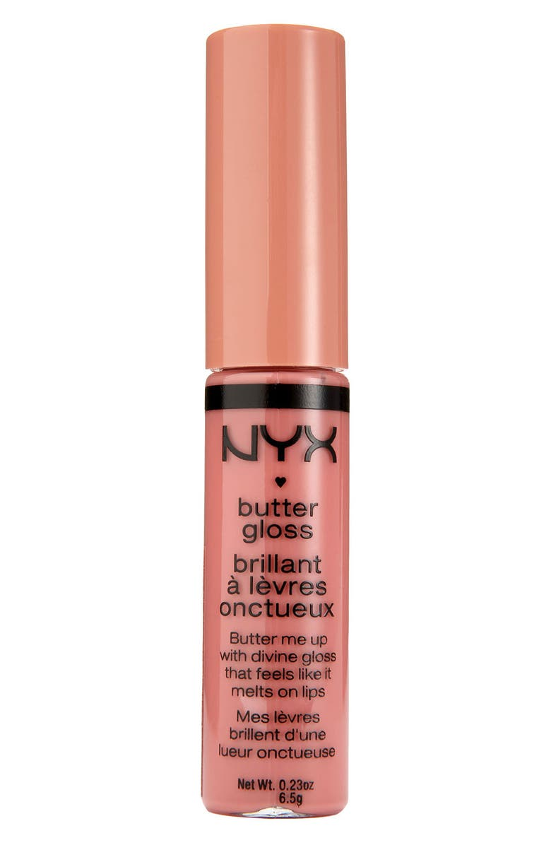 NYX Butter Gloss, Main, color, 200