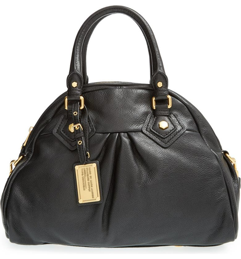 MARC JACOBS MARC BY MARC JACOBS 'Baby Aidan' Satchel, Main, color, 001